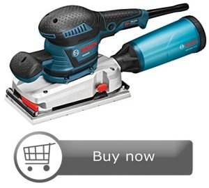 Bosch OS50VC 120Volt 3.4Amp with 12 Sheet Orbital Finishing Sander