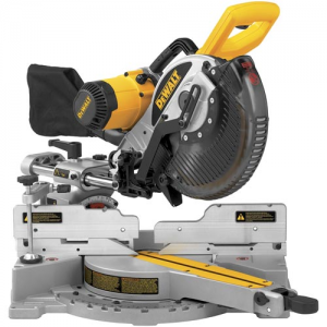 DEWALT DW717 10-Inch Double Bevel Sliding Compound Miter Saw Review