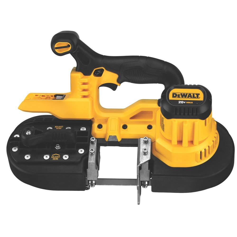 top rated band saw dewalt