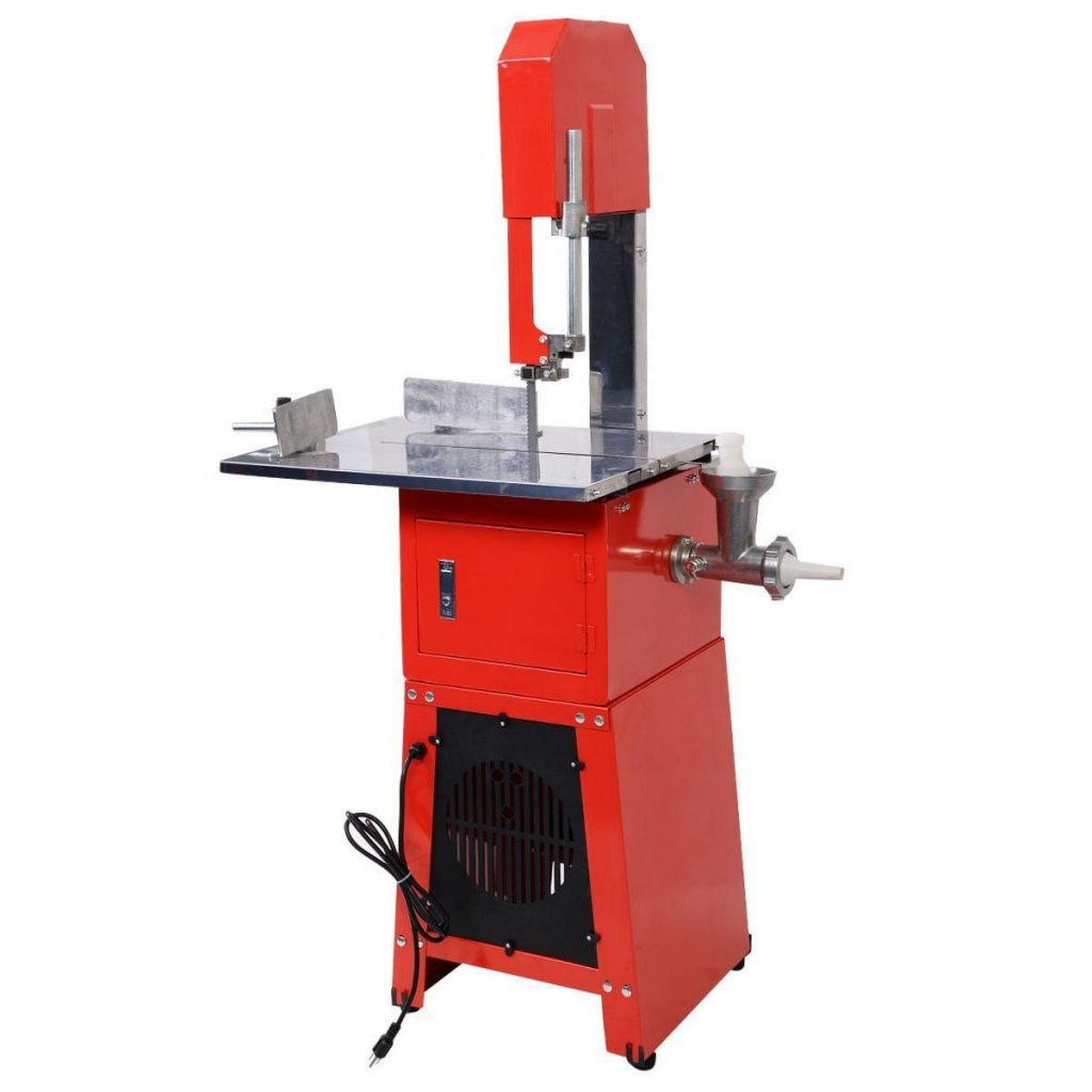 top band saw for meat