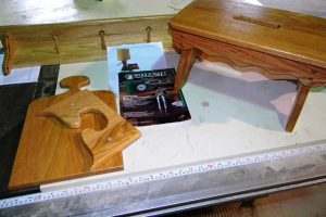 Wood Crafting for Home Schooling Fathers