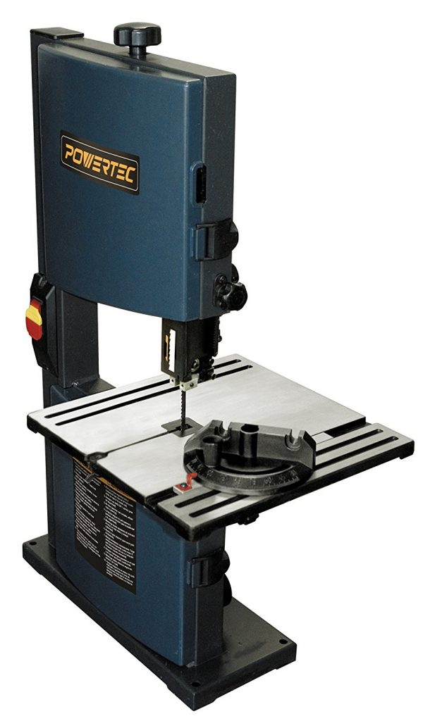 POWERTEC BS900 resaw bandsaw
