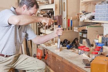 homebased woodworker