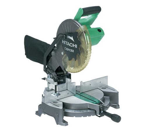 Hitachi C10FCE2 Miter Saw
