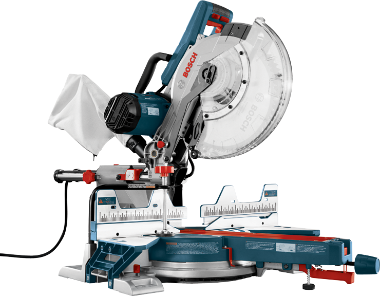 Bosch 5312 Miter Saw Review