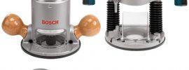 Bosch 12 Amp Combination Horsepower Plunge Router Kit