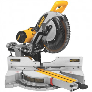 DEWALT DWS780 12-Inch Double Bevel Sliding Compound Miter Saw Review