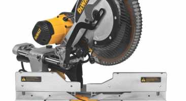 The DEWALT DWS780 Review – 12-Inch Double Bevel Sliding Compound Miter Saw