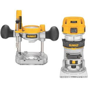 Dewalt DWP611PK is the best router for table mounting