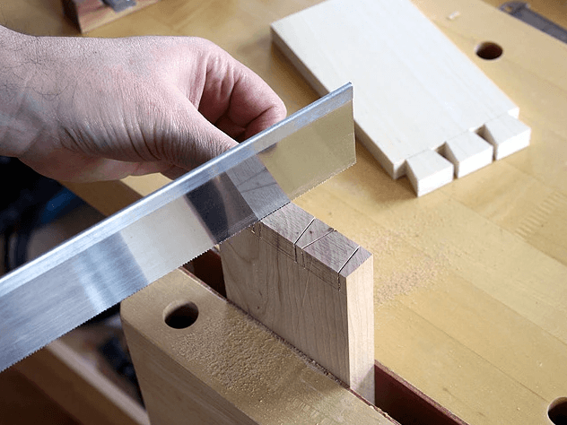 Coping Saw Blades For Dovetails