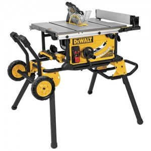 The DEWALT DWE7491RS Review - Table Saw with Rolling Stand