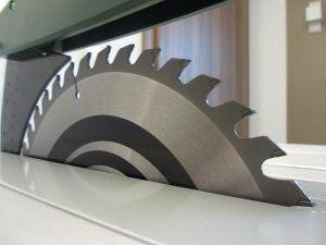 The circular saw blade