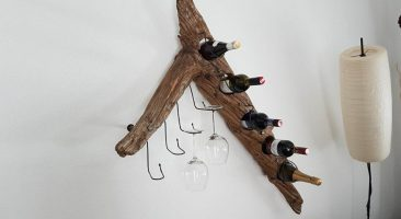 DIY Wood Wine Rack Tutorial (Step by Step)
