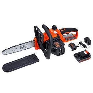 BLACK+DECKER LCS1020 cordless chain saw