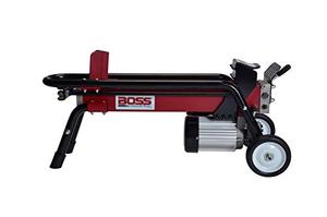 Boss Industrial ES7T20 Electric Log Splitter, 7 Ton