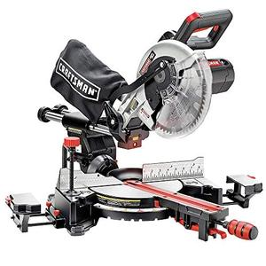 Craftsman 10 Single Bevel Sliding Compound Miter Saw (21237)