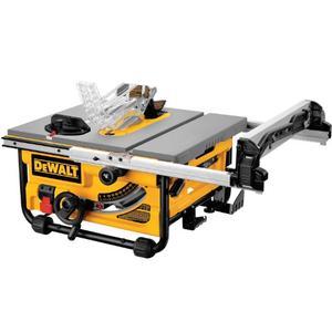 DEWALT DW745 10 Inch Table Saw, 20 Inch Rip Capacity