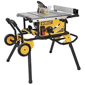 DEWALT (DWE7491RS) 10 Inch Table Saw, 32 12 Inch Rip Capacity