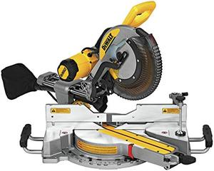 DEWALT Sliding Compound Miter Saw, 12 Inch (DWS779)