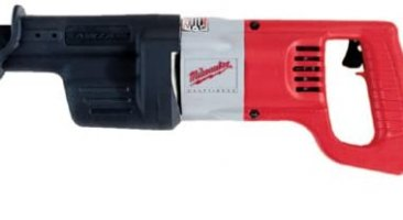 The Milwaukee 6509-22 Review – Sawzall Reciprocating Saw
