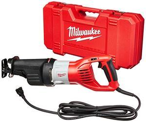 Milwaukee 6538 21 15.0 Amp Super Sawzall Reciprocating Saw