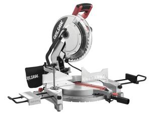 SKIL 3821 01 12 Inch Quick Mount Compound Miter Saw with Laser