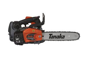 Tanaka TCS33EDTP14 32.2cc 14 Inch Top Handle Chain Saw with Pure Fire Engine