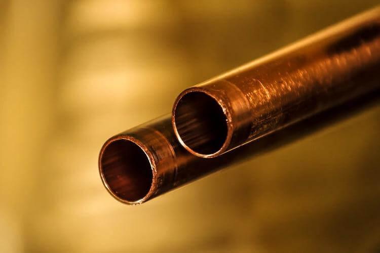 saw or cut copper pipe