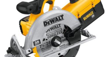 DEWALT DC300K Top Circular Saw Review