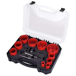 Bi Metal Hole Saw Kit
