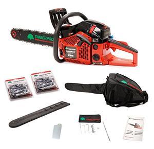 TIMBERPRO Pro Series 62cc Chainsaw