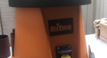 The Triton TSPS450 Review – 450W/3.5 Amp Oscillating Spindle Sander